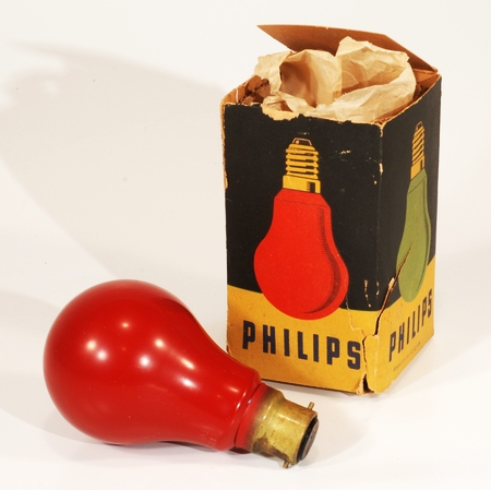 Philips Ampoule rouge