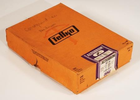 Tellko Boite de 100 feuilles papier