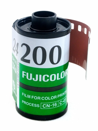 Fuji Fujicolor 200