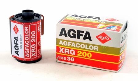 Agfa Agfacolor XRG 200