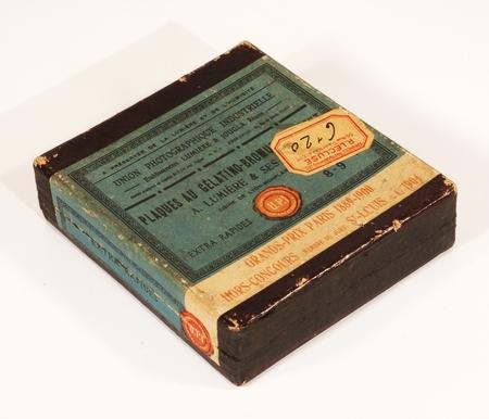 Lumière & Jougla Boite de 12 plaques 8 x 9