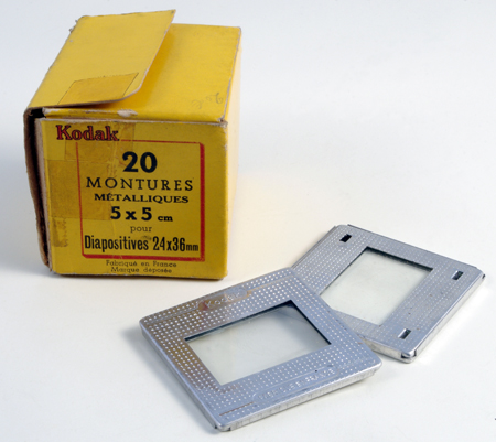 Kodak Caches métalliques 5 x 5 cm