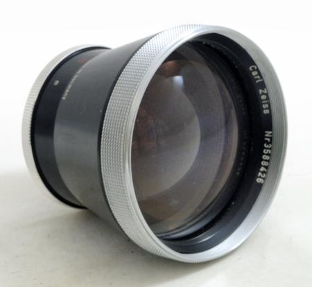 Carl Zeiss Pro-Tessar f:4 F=115 mm