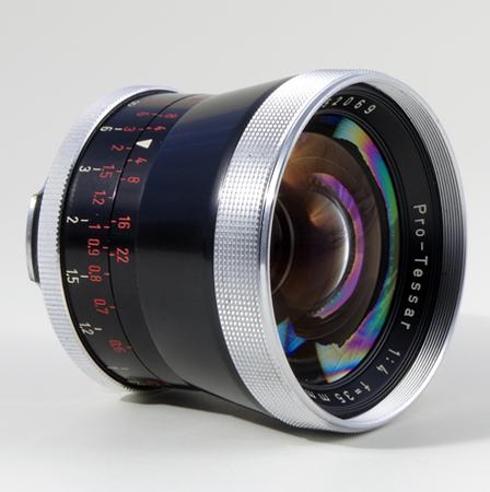 Carl Zeiss Pro Tessar 35 mm