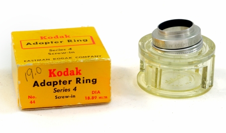 Kodak Adapter Ring Series 4 Screw-in No. 44