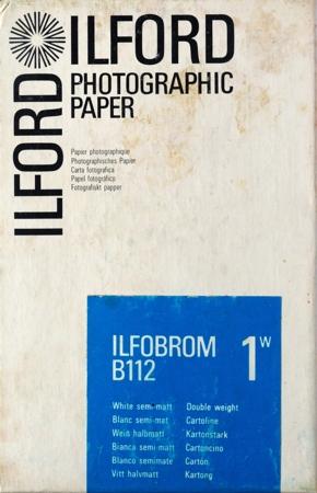 Ilford Ilfobrom B112 1w