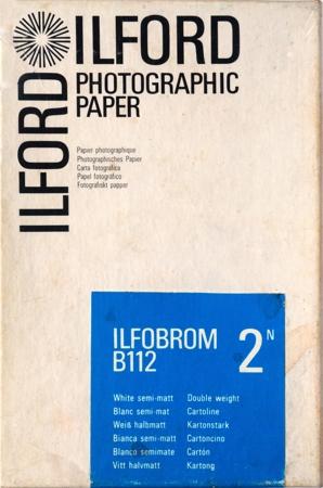 Ilford Ilfobrom B112 2n