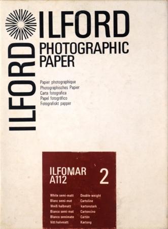 Ilford Ilfomar A112 2