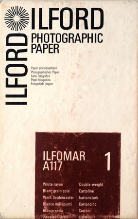 Ilford Ilfomar A117 1
