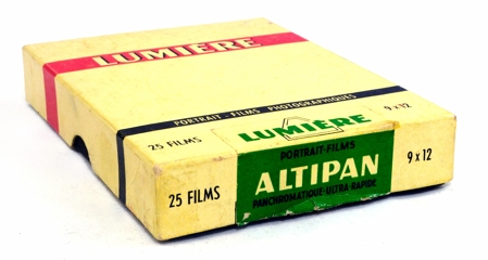 Lumière Portrait - Films Photographiques - Altipan