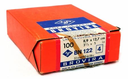 Agfa Papier Brovira BN 122 4