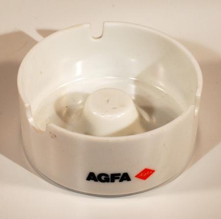 Agfa Cendrier