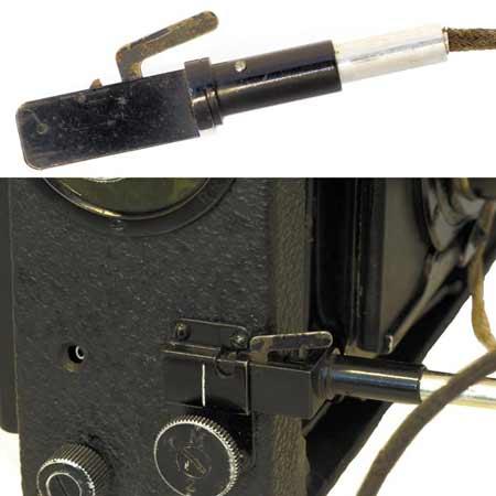 Ica Connecteur spécifique d'un déclencher souple pour