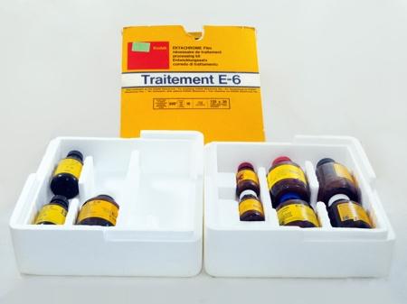 Kodak Traitement E6