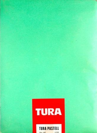 Turaphot Tura Pastell Blau