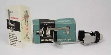 Minox Tête de pied