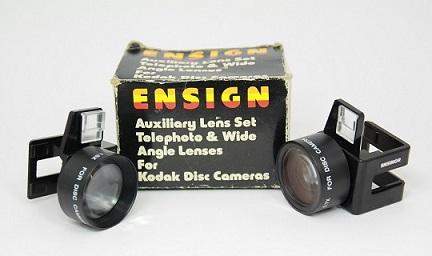 Ensign Set de compléments optiques.