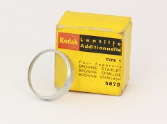 Kodak Lentille additionnelle Type 1- 5878