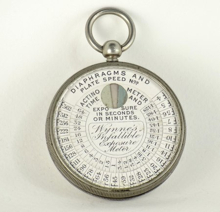 Wynne Wynne's Infallible Exposure Meter