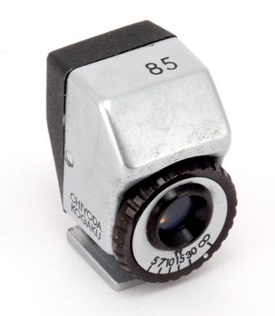 Minolta Viseur 85 mm pour Super A