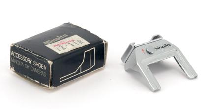 Minolta Accessory Shoe V Code n° 6026-740