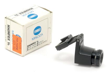 Minolta Magnifier Vn Code 8213-207