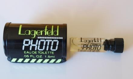 Parfums Lagarfeld ltd Miniature de parfum