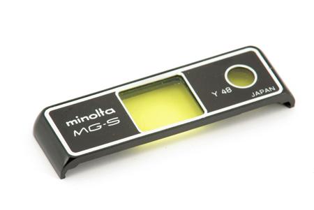 Minolta Filtre Y48