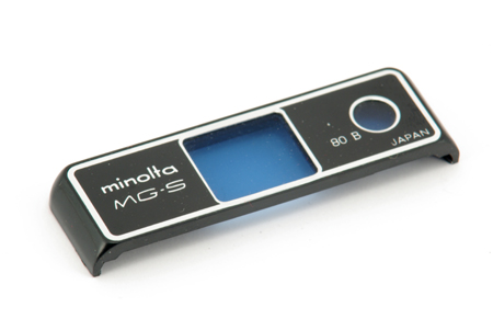 Minolta Filtre 80B pour Minolta MG-S