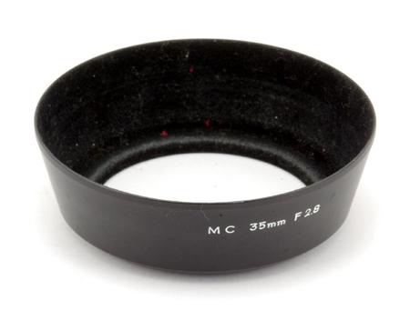 Minolta MC 35 mm F 2,8