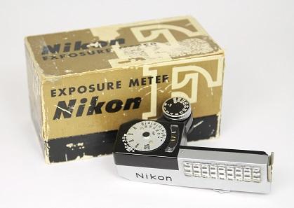 Nikon Exposure meter Model 3