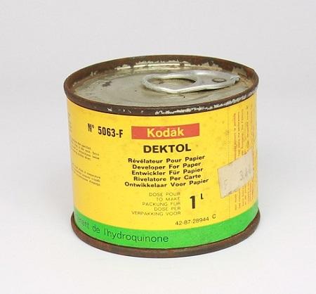 Kodak Dektol 5063F