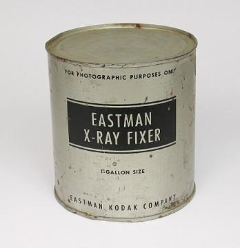 Kodak Eastman X-Ray Fixer