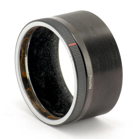 Minolta Pare-Soleil 57 mm pour 2,8 / 85 mm (Super A)