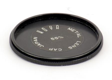Hoya Bouchon métallique vissant 55 mm