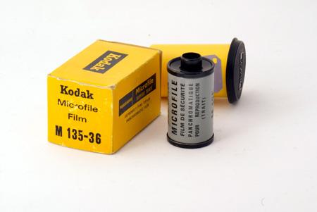 Kodak Microfile M 135 - 36