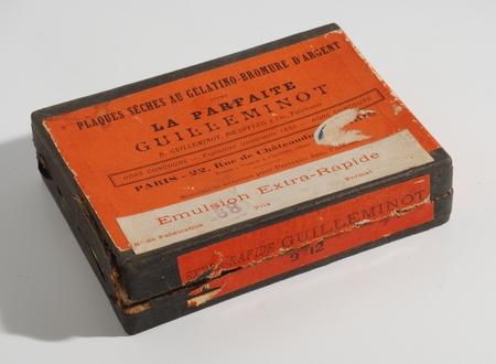 Guilleminot Boite de 12 plaques 9 x 12