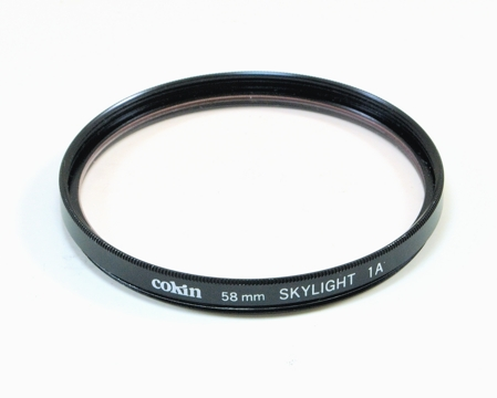 Cokin Filtre skylight 1A 58 mm