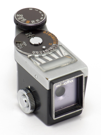 Minolta SR Meter-V