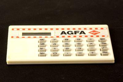Agfa Calculette de poche