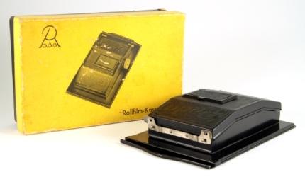 Radal Rollfilm-Kassette