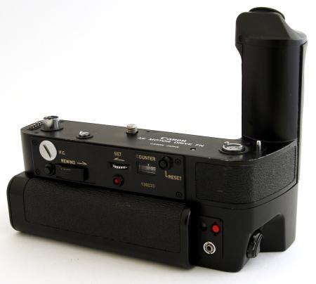 Canon Moteur d'entraînement AE FN