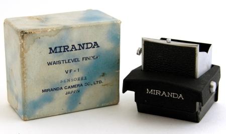 Miranda Viseur de poitrine VF1