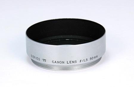 Canon Lens Hood Série VII. f-1,5.50mm