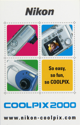 Nikon Magnet