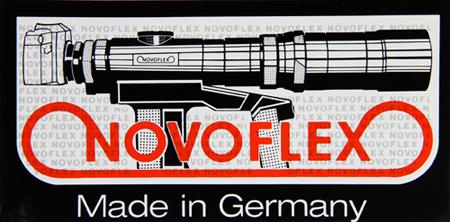 Novoflex Autocollant
