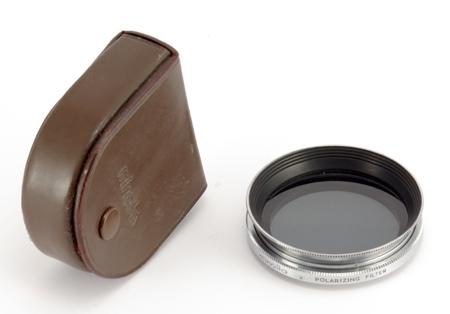 Minolta Filtre Polarisant SR 55 mm