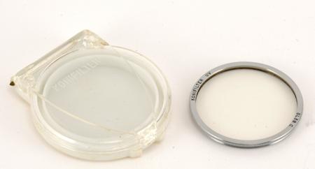 Konica Konifilter UV SL39.C. Ø37 mm