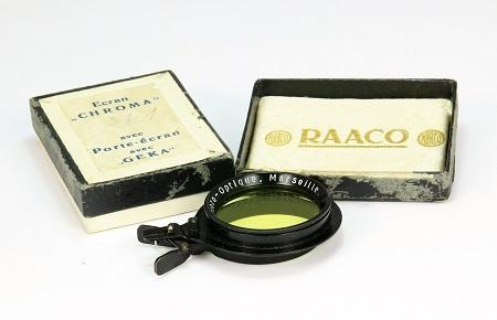 Raaco Ecran Chroma