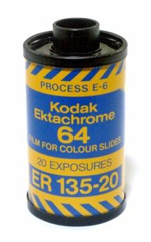 Kodak Ektachrome 64 ER 135